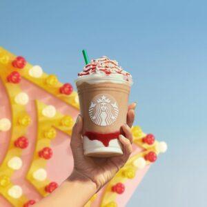 Starbucks secrete Menu