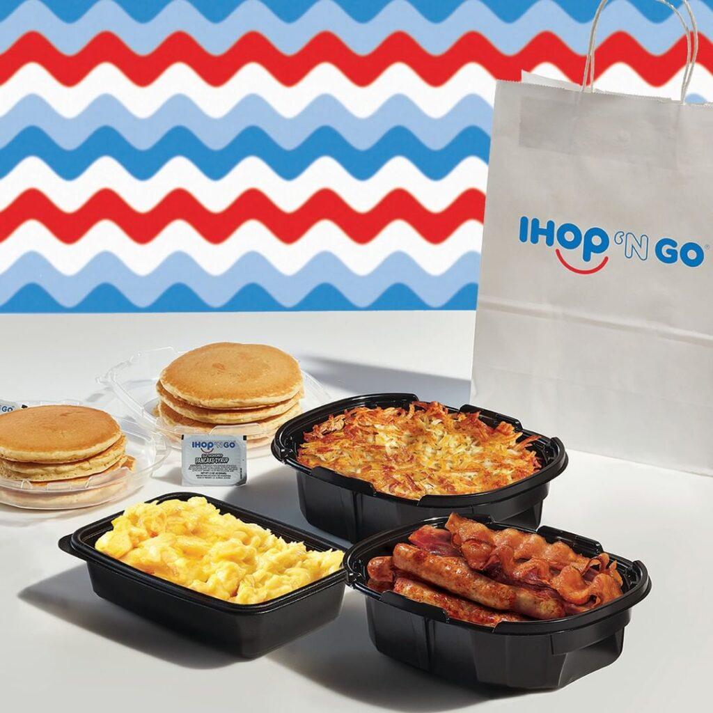 IHOP menu PRICES 2021