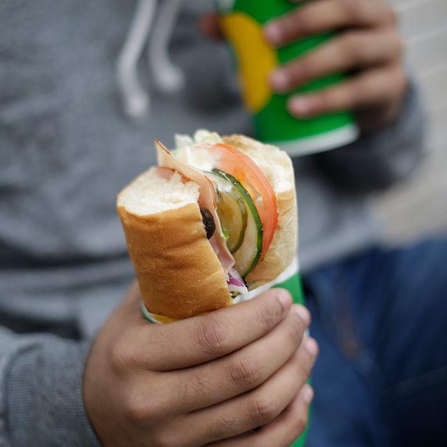 subway sandwich menu